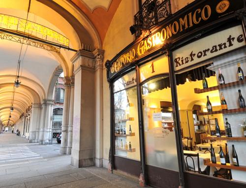 Ristorante a Torino aperto ad Agosto!!