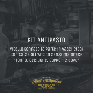 Kit Antipasto