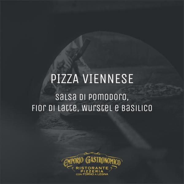 Pizza Viennese