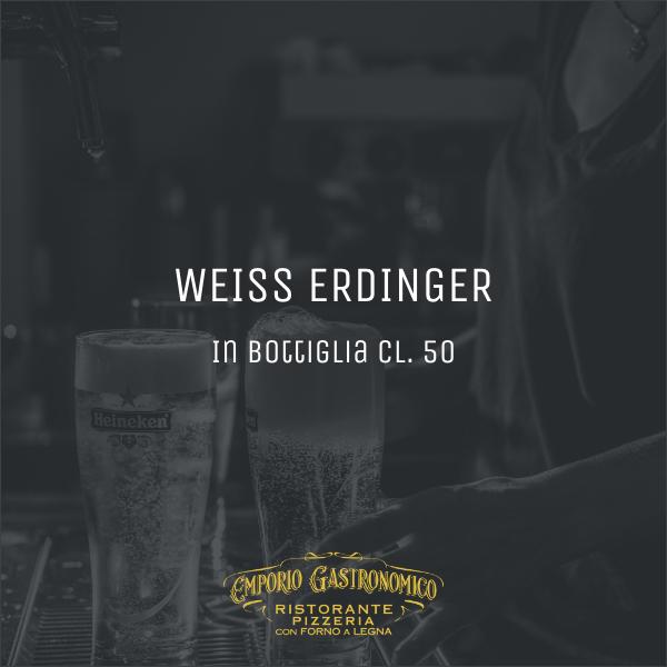 Birra Weiss Erdinger