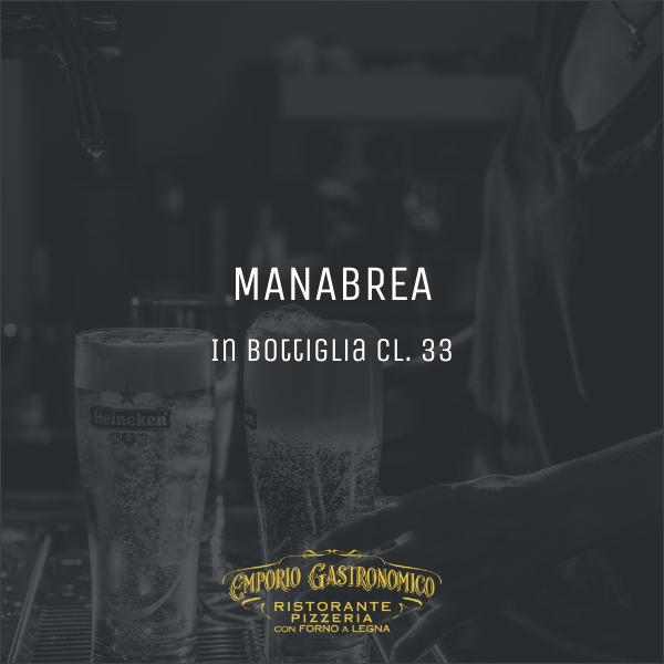Birra Manabrea