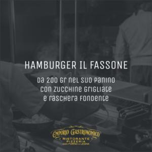 Hamburger il fassone